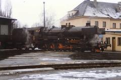 45.16 (Ray's Photo Collection) Tags: poland steam railway train pkp railways polish winter snow tour rail