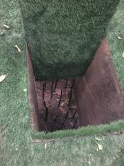 Củ Chi tunnels - booby trap