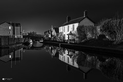 House on the canal (technodean2000) Tags: nikon d5300 lightroom photoscape south wales uk house canal brecon mid outdoor building architecture ©technodean2000 welsh d810 photographer technodean2000 lr ps photoshop nik collection flick photo flickr wwwflickrcomphotostechnodean2000 www500pxcomtechnodean2000 black white