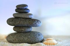 micro rock balance (photos4dreams) Tags: balance macromondays macro photos4dreams p4d photos4dreamz zen rock stein steine rocks