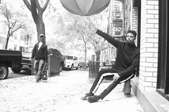 Nylon (runatail) Tags: runatail portrait umbrella people blackandwhite monochrome canon5d citylife cinematic newyorkcity nyc manhattan eastvillage urban