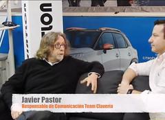 Javier Pastor TriatlonLand Team Clavería