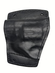 Ruger GP 100 Car Holster (americanleathersmith) Tags: carholster leatherholster gunholster concealcarry holster mounted leather