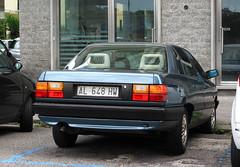 1988 Audi 100 2.0 (C3) (rvandermaar) Tags: 1988 audi 100 20 c3 audi100 typ 44 typ44 audi100c3