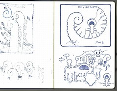 img111 (feck_aRt_post) Tags: dp dailypractice doodle drawing notebook