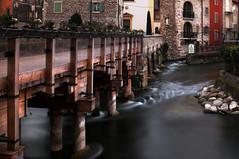 borghetto (claudiomantova1) Tags: borgo borghetto ponte legno città arte acqua fiume