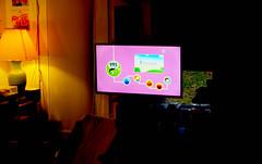 PBS kids (bluebird87) Tags: leica m6 dx0 c41 epson v800 film kodak ektar lightroom tv colors