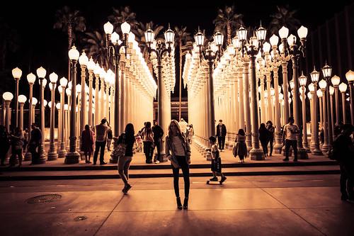 Urban Lights LaLaLand
