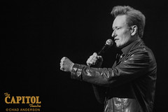 conan and friends 11.7.18 photos by chad anderson-7466 (capitoltheatre) Tags: thecapitoltheatre capitoltheatre thecap conan conanobrien conanfriends housephotographer portchester portchesterny comedy comedian funny laugh joke