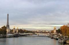 Paris from the Seine