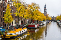 A0101224 (rpajrpaj) Tags: amsterdam nederland netherlands city cityscape autumn herfst color canals