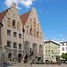Wasserburg am Inn - Rathaus mit Marktplatz (1)