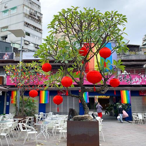 Chinese New Year - Taipei