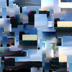 """""""Wow That's an Assault to the Eyes"""" (Jack_Arthur) Tags: geometric landscape absract glitch repitition lights"""