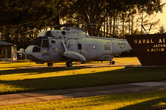 Dragon slayer (crusader752) Tags: usn usnavy sikorsky sh3h seaking 149695ab610 hs11 dragonslayers nasjacksonville preserved