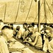 Negroes being examined by soldiers of personnel office undated NARA111-sc-35934-ac