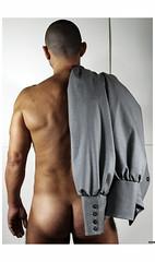 A #GentsomeMagazine exclusive: #Guaizine ft. #FashionDesigner #MarcoBynichakis Model: #MarioArena | Dec. 2018 (GUAIZINE) Tags: menswear moda fashion martinleon guaizine daddy dad muscle fit tattoo