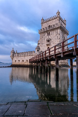 """""""Torre de Belém""""... [Lisbon, Portugal - 2018] (Jose Constantino Gallery) Tags: amritsar ancient architecture asia building castle culture europe famous gold golden historic historical india landmark mirrorreflection monument old reflection religion religious river sea sky temple tourism tower travel water watermirror"""