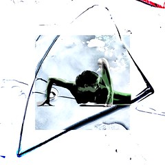 On ICE 👀❄️ (zinniart) Tags: zinniart art weib schön nackt sportlich graziel weiblich eis ice