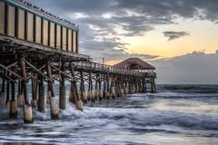 Pier Attraction - Cocoa Beach, FL