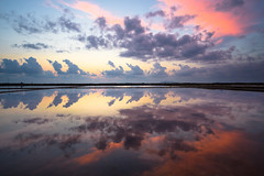 The Great Sunset (luigig75) Tags: sun sunset tramonto landscape reflections riflessi lagoon seascape clouds sonyilce5000 samyang12mmf20ncscs a5000 alpha