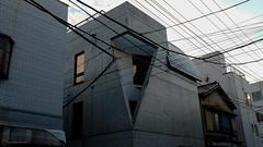 Old meets new in Tokyo (Alfie | Japanorama) Tags: fujix100s architecture building buildings tokyo japan photowalksintokyo backstreet old oldandnew