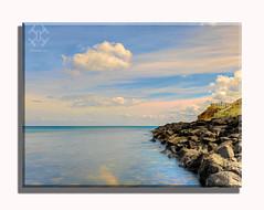 Canadian Bay (Thunder1203) Tags: aerialphotography beachesofaustralia canadianbay djiglobal morningtonpeninsula portphillipbay sand sea beach djiaustralia djimavicpro dronelife dronephotography freewellndfilter hdr longexposure seascape