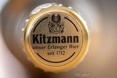 Game over (Peter Goll thx for +8.000.000 views) Tags: makro erlangen macro bier beer kitzmann bierflasche flasche bottle