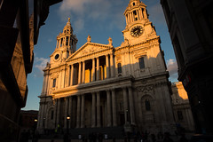 St. Paul's Cathedral (mrozku) Tags: london cathedral church pauls