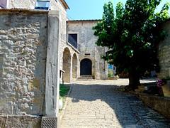 grožnjan-croaţia (băseşteanu) Tags: groznjan croatia istria old grožnjan grisignana arhitectura architecture