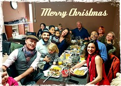 Merry Christmas from my family and I !  Joyeux Noël de ma famille et moi !   #christmas #noel #voeux #wishes #family #love (Ben Heine) Tags: love noel wishes family christmas voeux joyeuxnoel benheine famille reunion merrychristmas happyholidays bestwishes