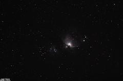 The Orion Nebula - M42 (AstroBeard) Tags: astro astrophotography astronomy stars space skyatnight night sky constellation orion nebula flame portland dorset belt sword canon deep stacker m42 ngc2024 ngc 2024 stack skywatcher staradventurer cheyne wears tair astrometrydotnet:id=nova3119882 astrometrydotnet:status=solved