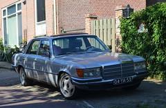 1973 Mercedes Benz 350SE 04-YA-53 (Stollie1) Tags: 1973 mercedes benz 350se 04ya53 arnhem
