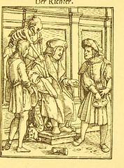 This image is taken from Page 59 of Der Todtentanz von H. Holbein, nach dem Exemplare der ersten Ausgabe im Kgl. Kupferstich-Cabinet zu Berlin in Lichtdruck nachgebildet (Medical Heritage Library, Inc.) Tags: dance death rcplondon ukmhl medicalheritagelibrary europeanlibraries date1879 idb22651263