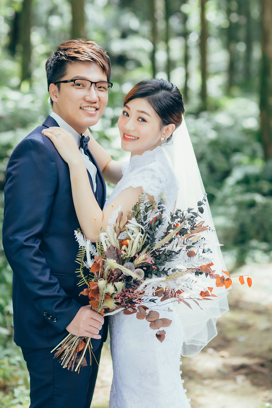 婚禮造型,新娘秘書,山頂會館,新娘秘書MEI,LEO,JM WEDDING STUDIO