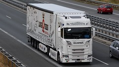 P - TransWhite >LogiQueen< Scania NG S580 HL (BonsaiTruck) Tags: transwhite logiqueen scania lkw lastwagen lastzug truck trucks lorry lorries camion caminhoes