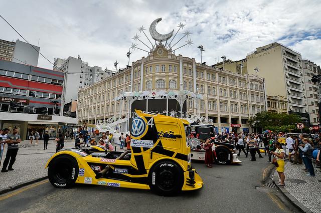 29/11/18 - Copa Truck aquece a grande final em Curitiba - Fotos: Duda Bairros