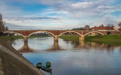 river Kupa (40) - bridge (Vlado Ferenčić) Tags: rivers riverkupa bridge sisak croatia hrvatska cloudy vladoferencic clouds vladimirferencic nikond600 tamron247028
