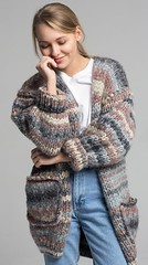 85fe3eb32a9320e30d41bc3614584423 (ducksworth2) Tags: sweater jumper knit knitwear cardigan jacket chunky bulky