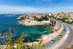 _MG_4712 - Three in a row (AlexDROP) Tags: 2018 europe marseille france art travel color city cityscape road street sea canon6d ef16354lis best iconic famous mustsee picturesque postcard