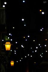 Luces en la noche (nagore552) Tags: spain españa burgos luz noche oscuridad