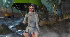 After the rain, the sun will reappear.  There is life. After the pain, the joy will still be here. (Yuna.Styles) Tags: phoenixhair fashiowl theliaisoncollaborative maitreya fashion bloggingsl catwahead love senihaoriginals cosmopolitaneventsl