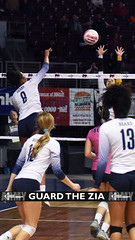 La Cueva 1 (GuardTheZia) Tags: new newmexico nmaa state volleyball championships 2019 blue trophy bump set spike santa ana