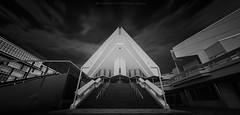 a p e x (Jin Mikami) Tags: architecture monochrome mono bw bnw black white japan pentax minimalism surreal photoshopped fineart