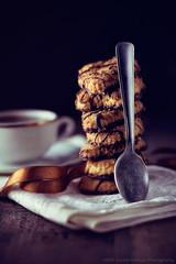 Cookies (Davide Solurghi Photography) Tags: davidesolurghiphotography davidesolurghi biscotti cookies cioccolato chocolate food cibo caffè coffee cups tazzine teapot cucchiaino teaspoon bowl scodella breakfast colazione
