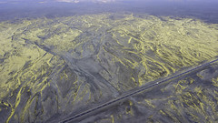 Patterns and chaos (aerojad) Tags: hornafjörður easternregion iceland is dji mavic mavicpro dronephotography drone 2018 landscape vacation travel wanderlust iceland2018 october autumn southcoast routeone lookdown