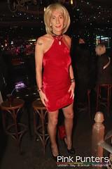 Pink Punters 9nov2018 (Roxana Hertford) Tags: tgirl tgurl transvestite sissy stockings crossdresser cd gurl pink punters