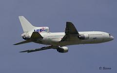 Lockheed L1011 Tristar ~ CS-TMP  Luz Air (Aero.passion DBC-1) Tags: spotting cdg 2008 roissy dbc1 david aeropassion avion aircraft aviation plane airport airlines airliner biscove lockheed l1011 tristar ~ cstmp luz air