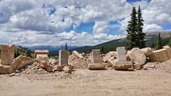 Mining Ruins along Route of the Silver Kings, Leadville, CO 2 (11) (chfstew) Tags: chfstew colorado colakecounty ruins