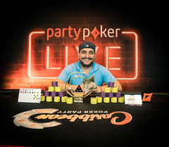 Caribbean Poker Party 2018 HORSE CHAMPION (partypoker) Tags: caribbean poker party 2018 horse champion